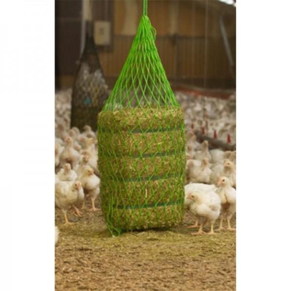 Futternetz für Geflügel