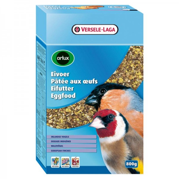 Eifutter trocken Waldvogel