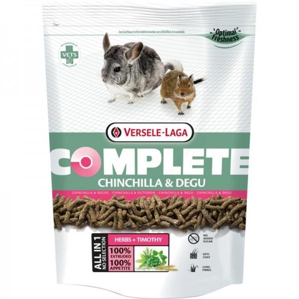 Chinchilla & Degu