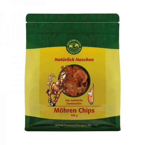 Möhren Chips