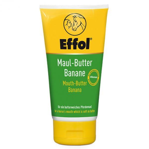 Maul-Butter Banane
