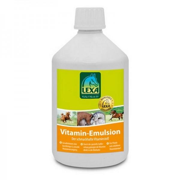 Vitamin-Emulsion