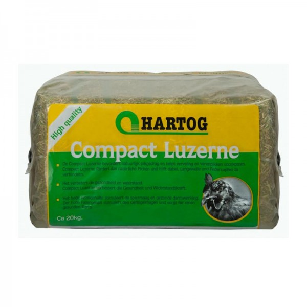 Compact Luzerne Huhn