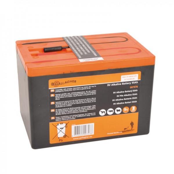 Powerpack Alkaline Batterie 55Ah