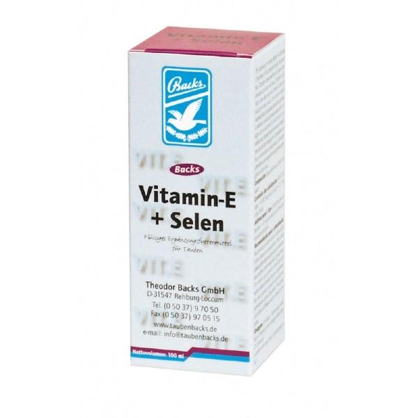 Vitamin E + Selen wasserlöslich