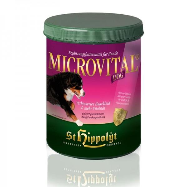 Dog MicroVital