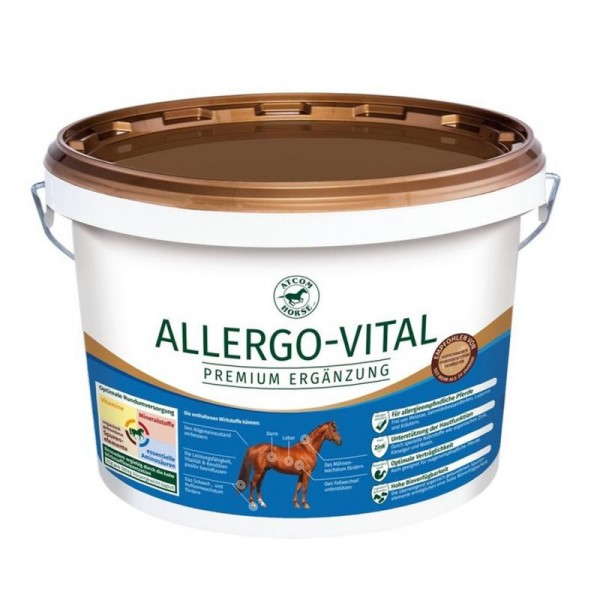 Allergo-Vital unpelletiert