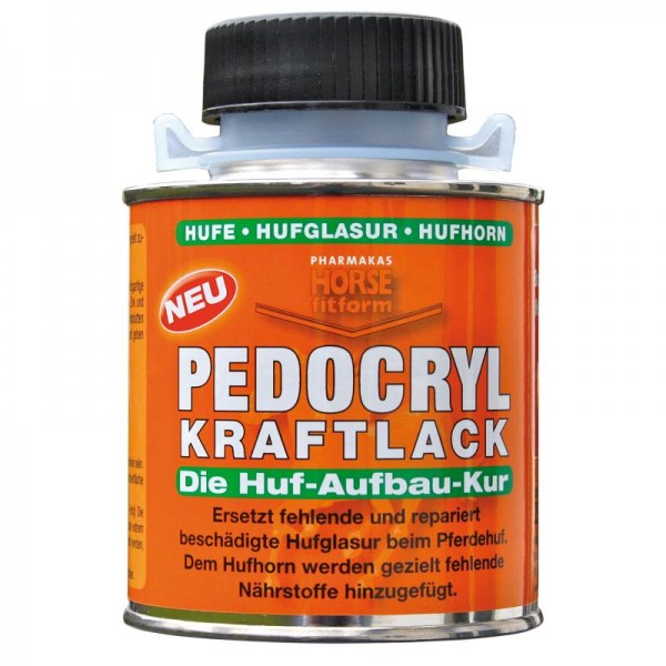 Pedocryl Kraftlack