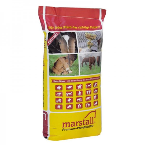 Fohlen-Milchpulver