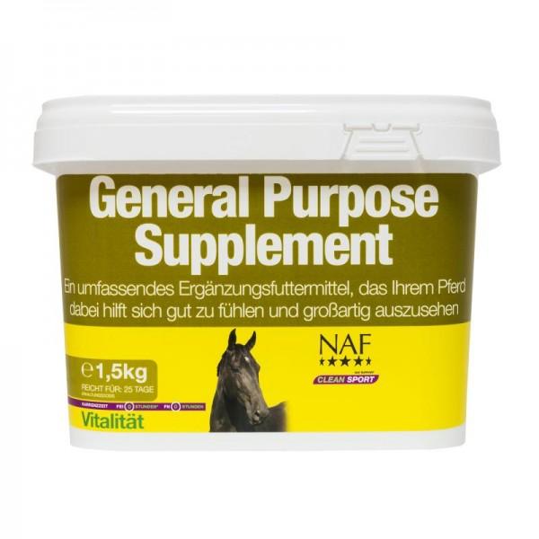 General Purpose Supp