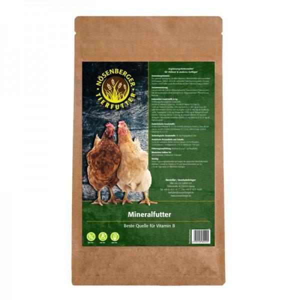 Mineralfutter Huhn