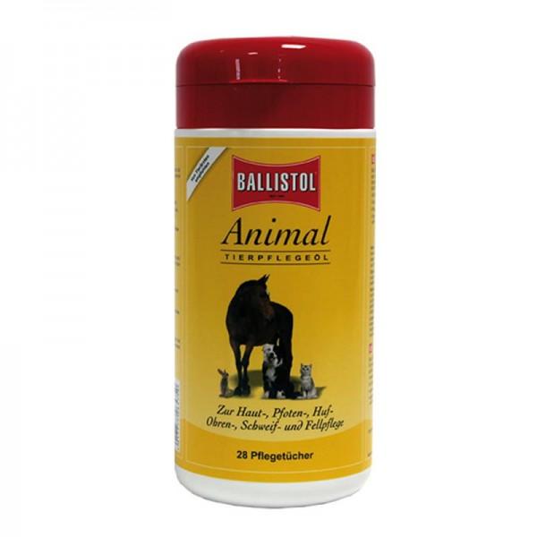 Animal Pflegetücher Spenderbox