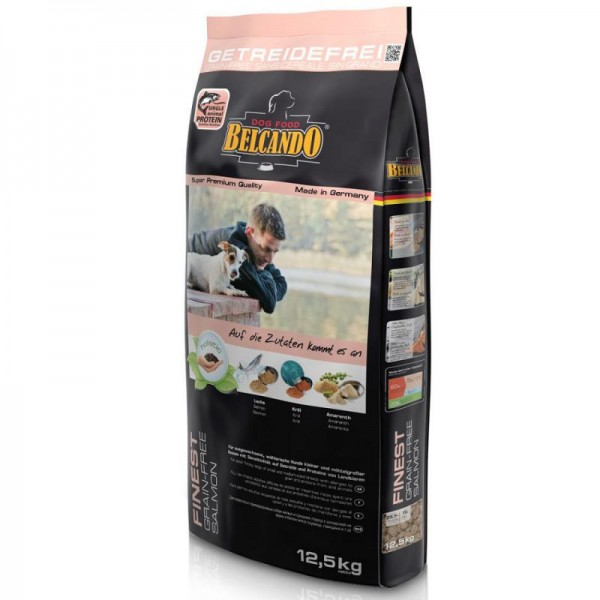 Finest Grain Free Salmon