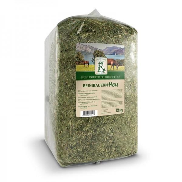 Bergbauern-Heu
