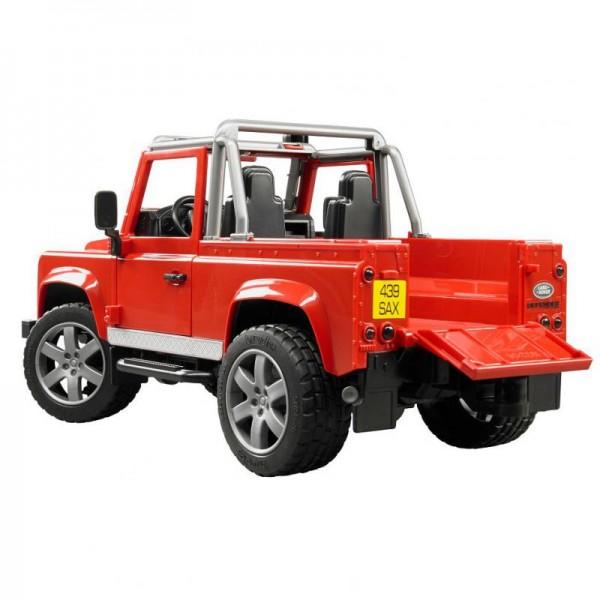 Land Rover Defender Pick Up 1:16