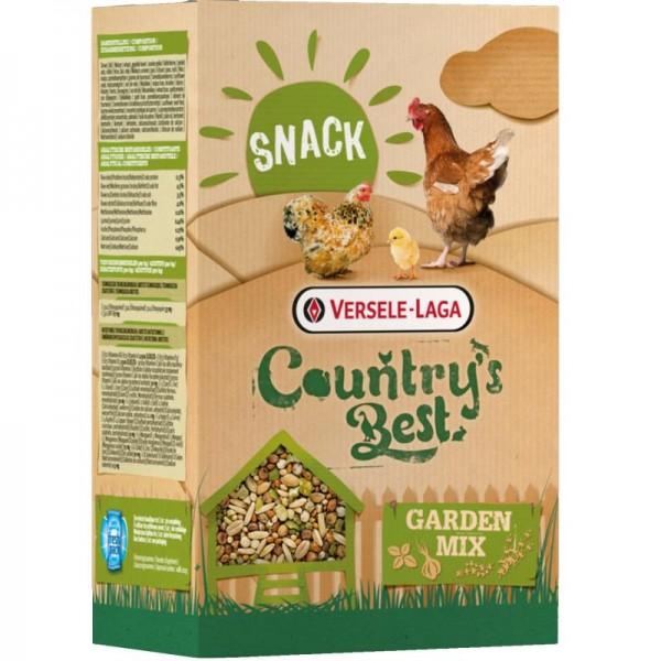 Geflügel Snack Garden Mix