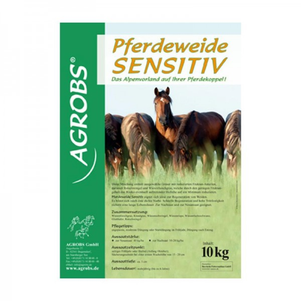 Pferdeweide sensitiv Saatgut