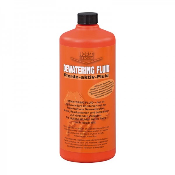 Dewatering-Fluid