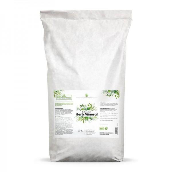 Herb Mineral Pulver