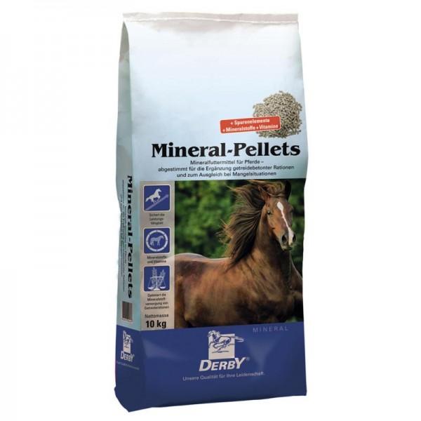Mineral-Pellets