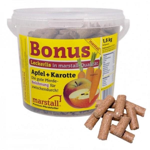 Bonus Apfel+Karotte