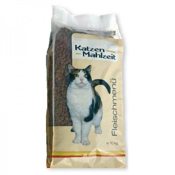 Katzenmahlzeit Fleischmenü