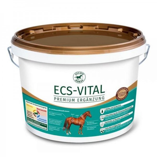 Ecs-Vital unpelletiert