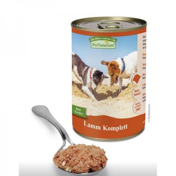 Reinfleisch Lamm Komplett