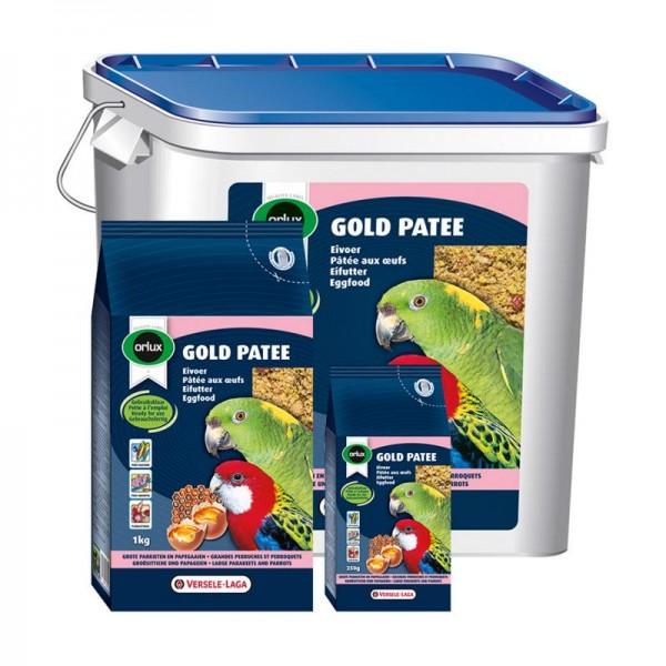 Gold Patee Großsittich&Papageien