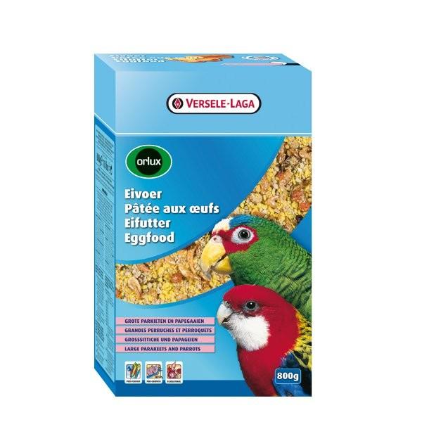 Eifutter trocken Großsittiche & Papageien