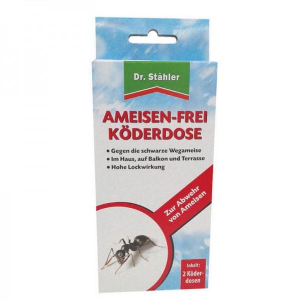 Ameisen-Frei Köderdose (2 Stück)
