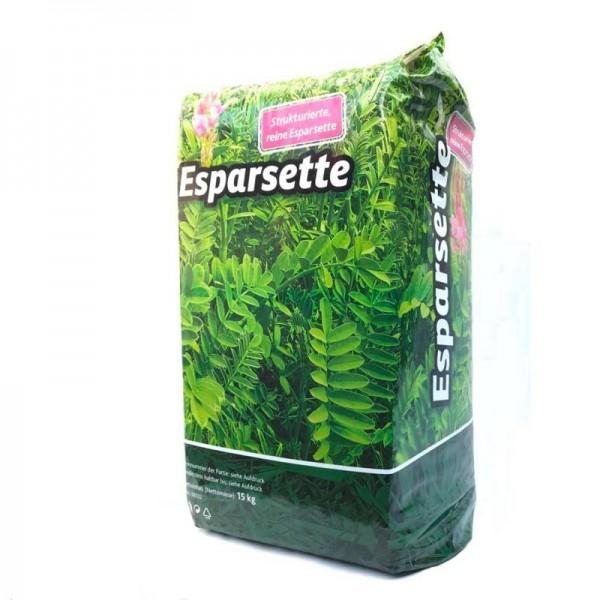 strukturierte Esparsette