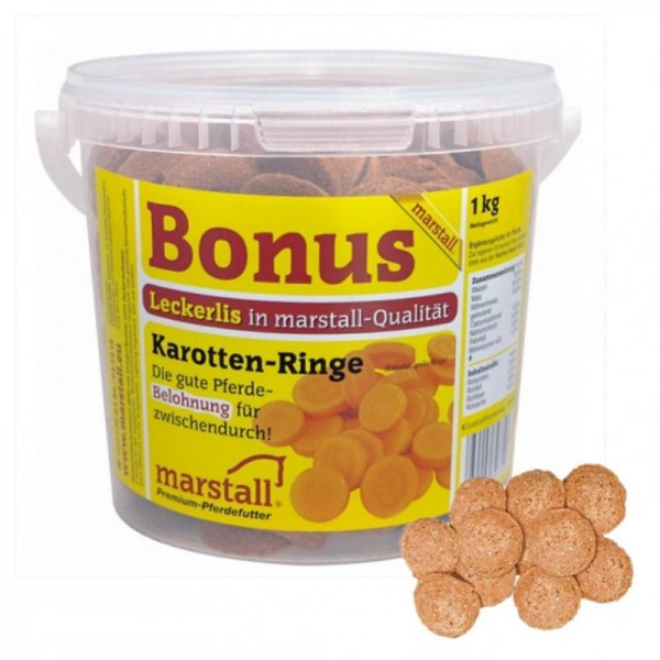 Bonus Karottenringe