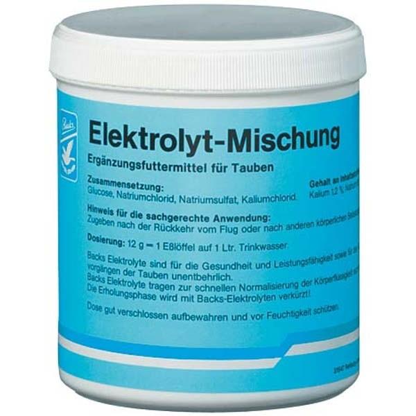 Elektrolyt-Pulver