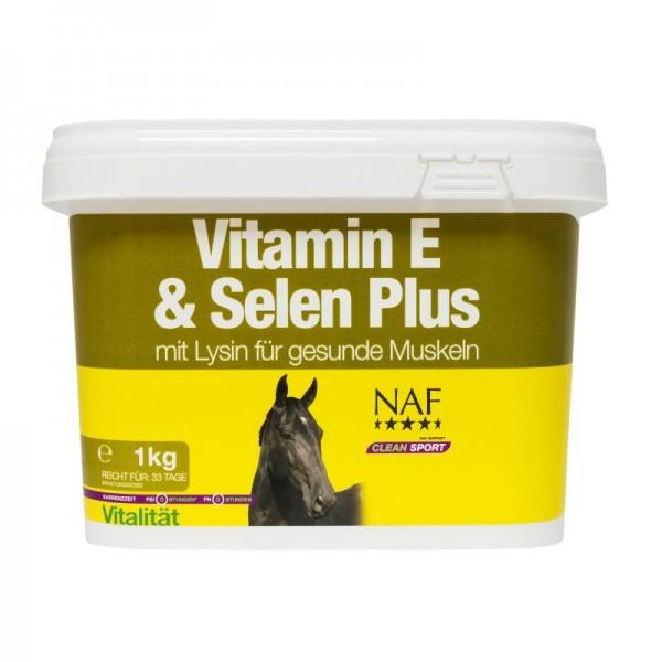 Vitamin & Selen Plus