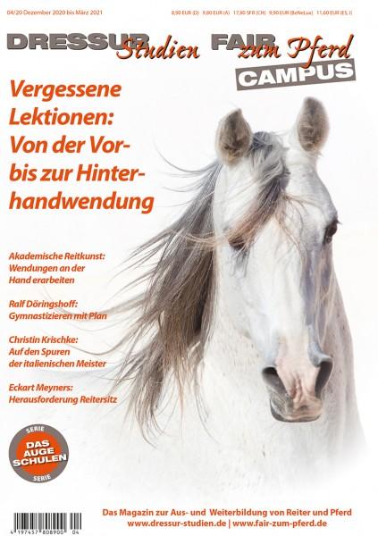 Dressur-Studien - Ausgabe 4/20