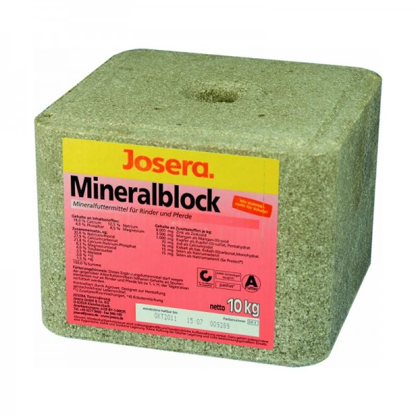 Mineralblock