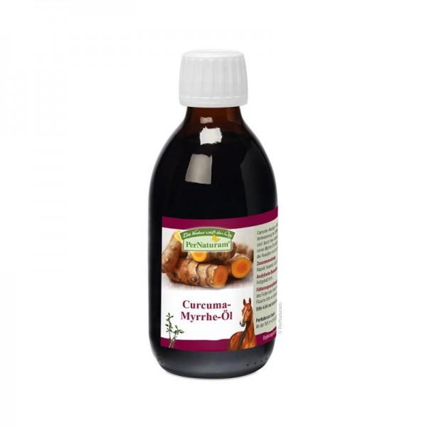 Bio-Curcuma-Myrrhe-Öl