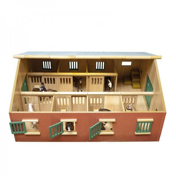 Globe Pferdestall 7 Boxen